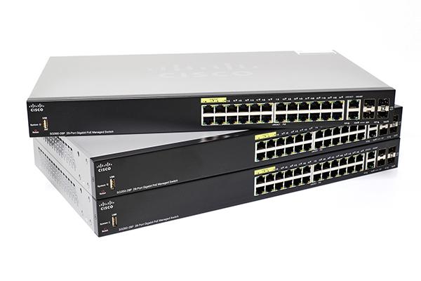 Switche von Cisco